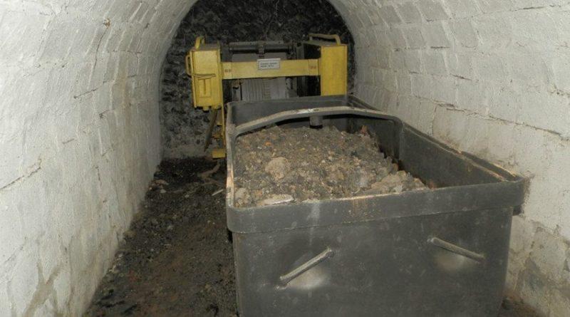 мина, въглища, миньори, ток