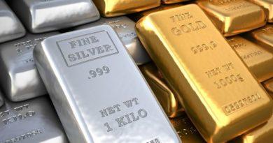 Златото и среброто поскъпват