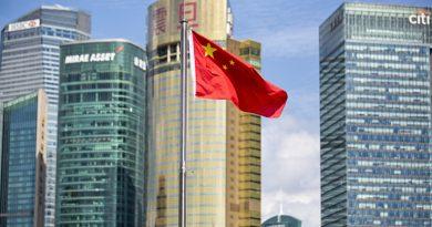 Силно свиване на китайския внос и износ