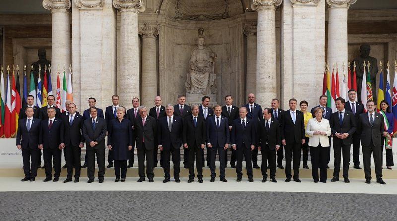 Лидери ЕС, криза, отговор
