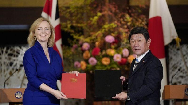 Англия Япония, Брекзит, сделка
