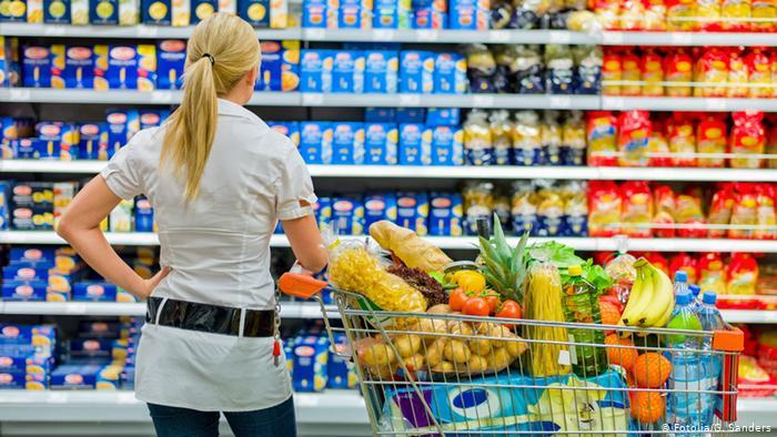 мярка, вирус, супермаркет