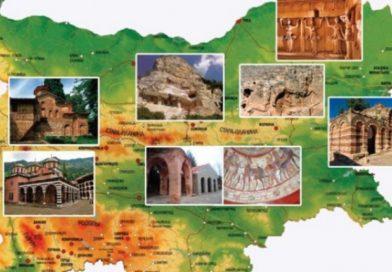 Интерактивна карта показва най-любимите места в България