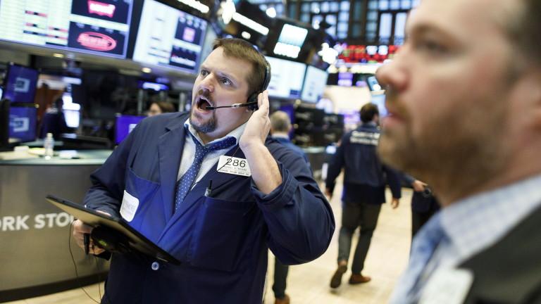 Уолстрийт, акции, ръст