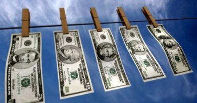 пране на пари, закон, промяна
