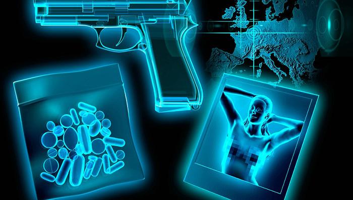 darknet, пазар, арести