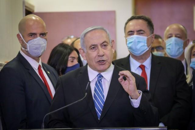 Нетаняху, съд, корупция