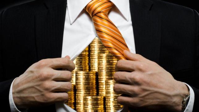 милионери, роене, криза