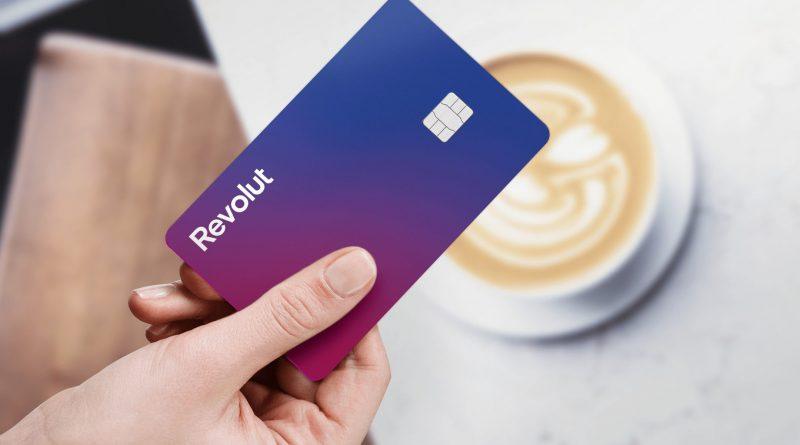 Revolut, банка, приложения
