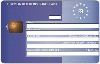 Evropejska Zdravnoosiguritelna Karta Zayavlenie Izdavane Cena